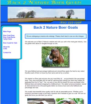 Boer Goats for Sale in Illinois